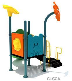 Giardino il pacchetto 1 dei giochi da giardino per bambini comprende